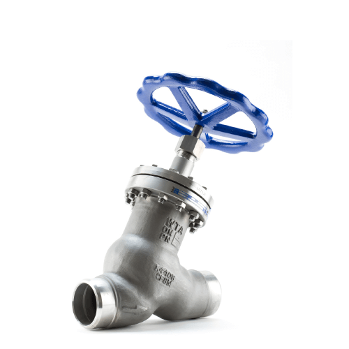 Bellows-Sealed Globe Valve 1