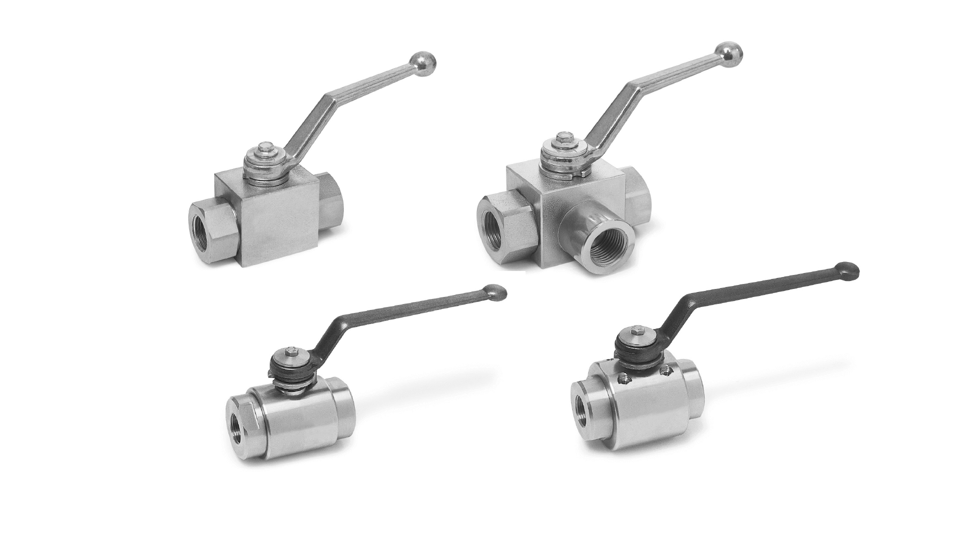 High Pressure Valves-Overall