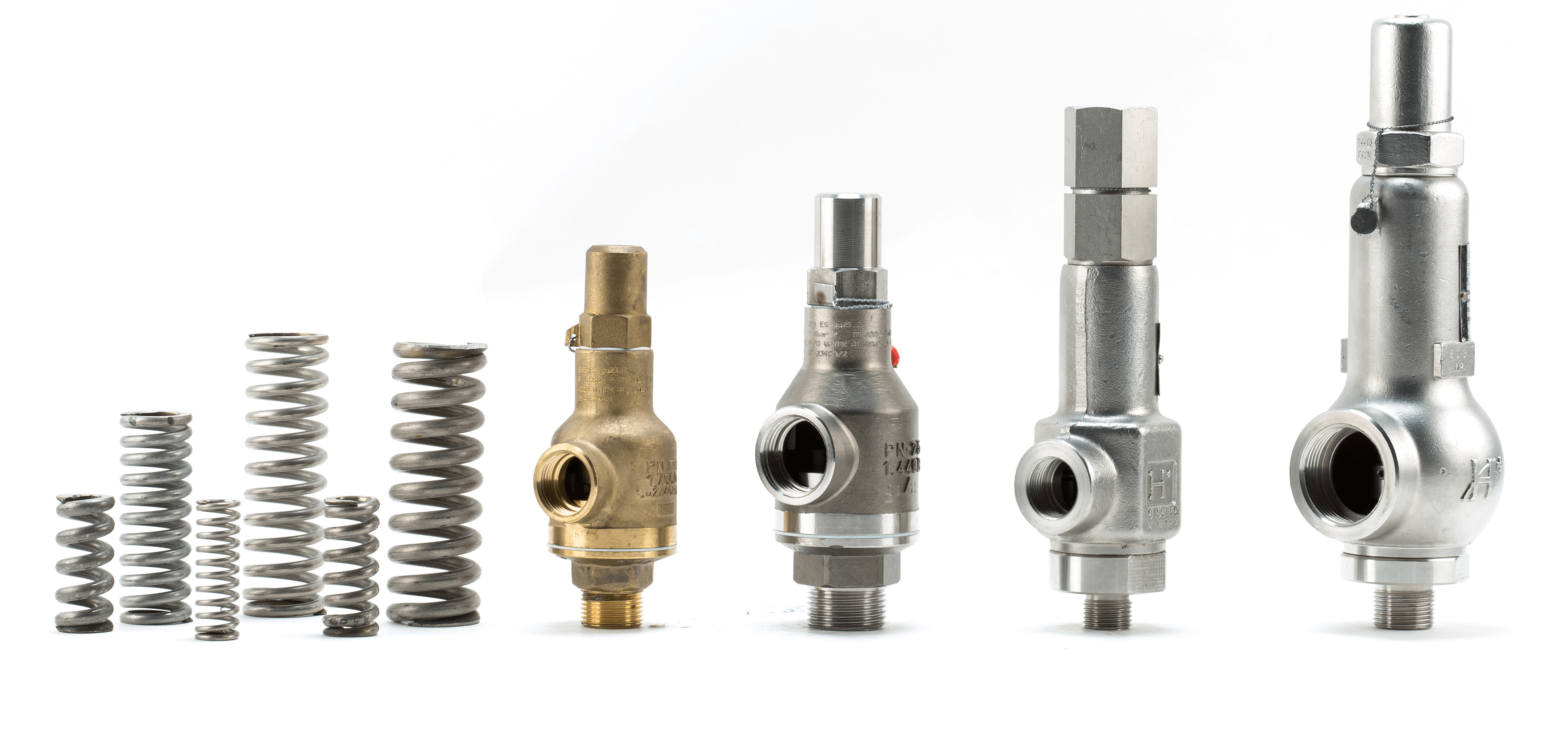 Safety and Pressure Relief Valves
