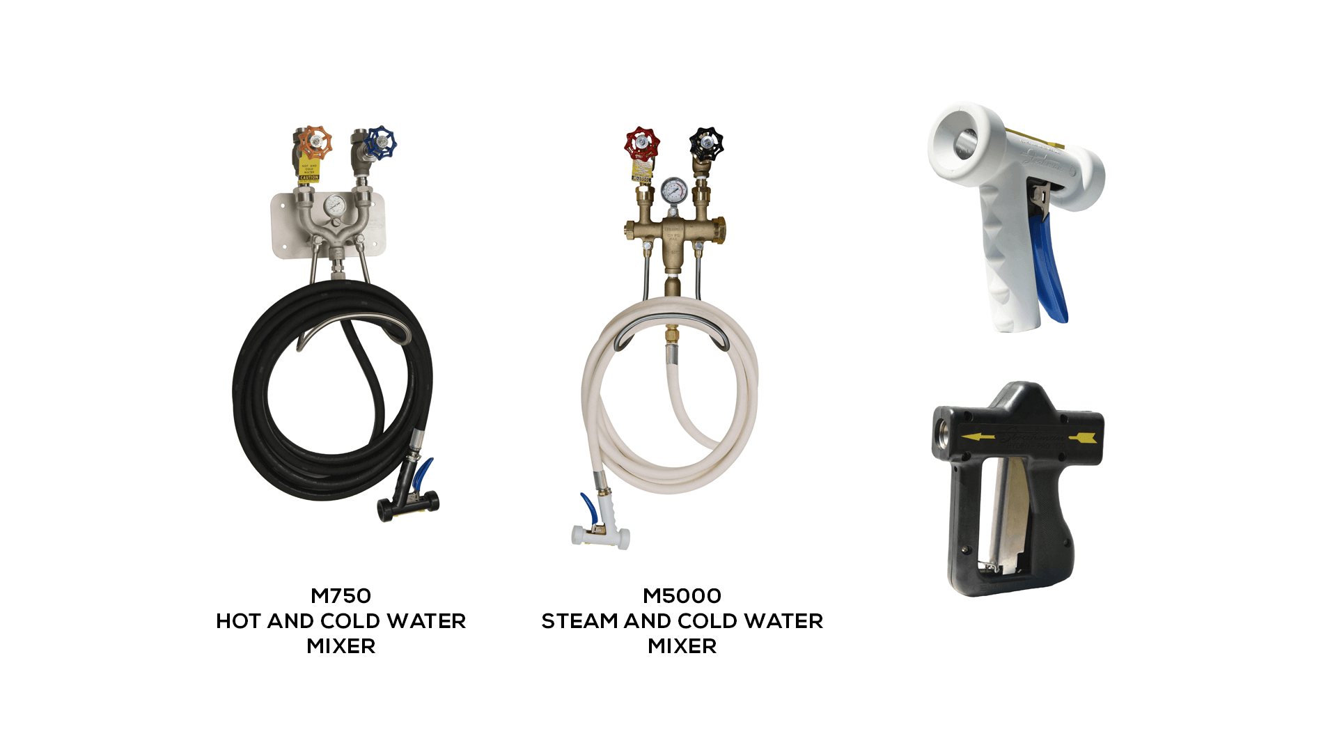 Washdown Equipment Overall